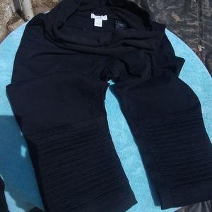 H & M maternity jeans